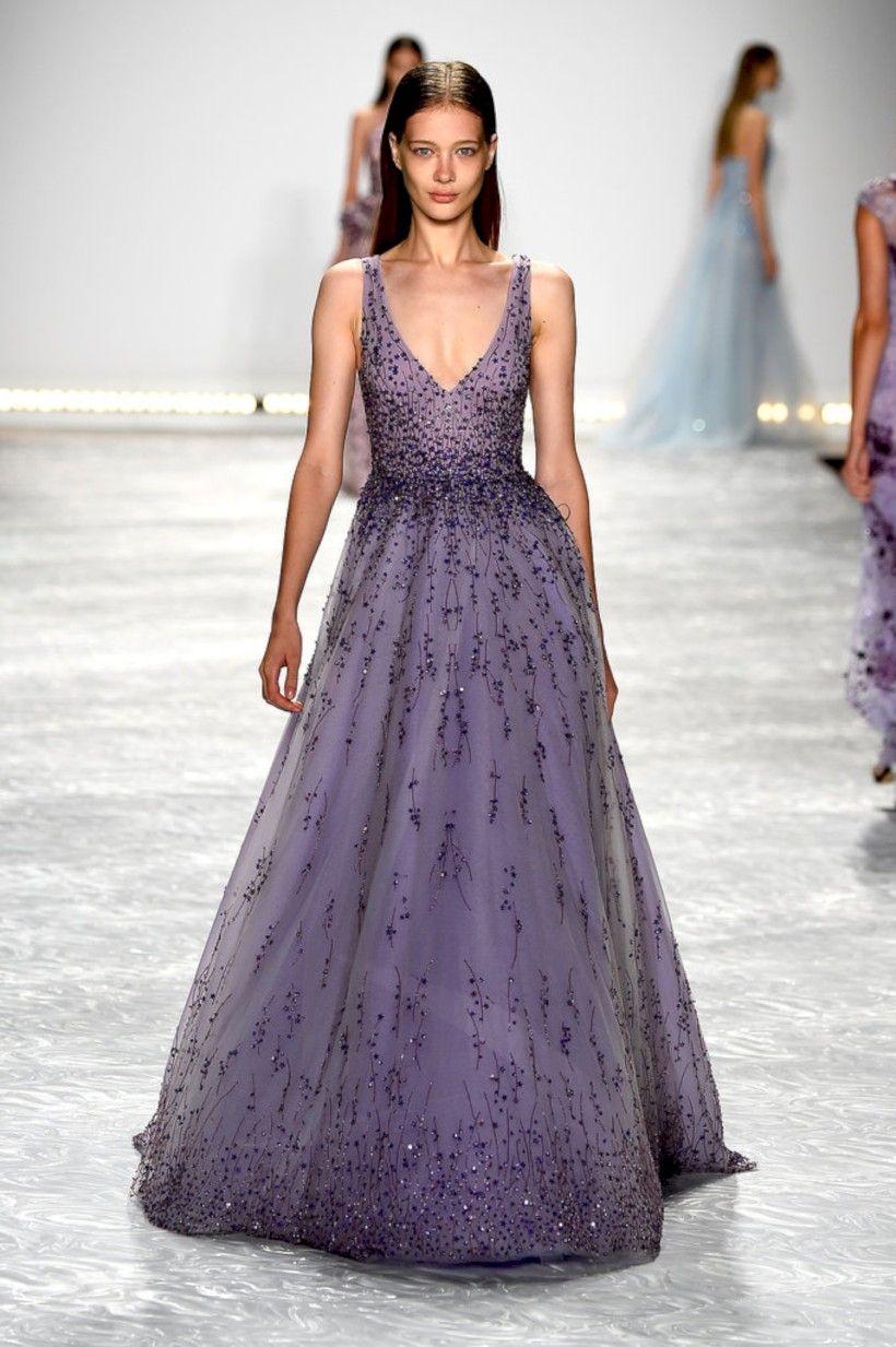 41 Simple and Elegant Purple Evening Dress | Purple evening dress ...