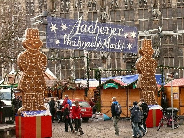 weihnachtsmarkt in germany aachen repinned by www. Black Bedroom Furniture Sets. Home Design Ideas