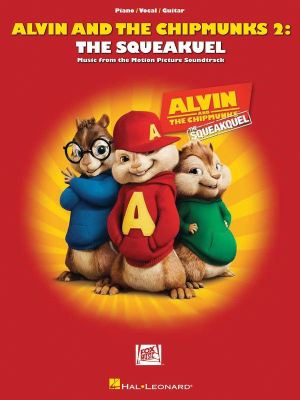 Alvin And The Chipmunks 2 The Squeakquel In 2020 Alvin The