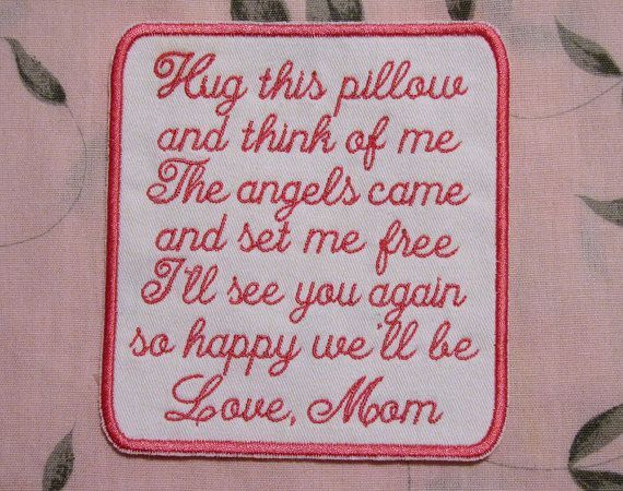 Image result for memory shirt machine embroidery | tshirt quilt ... : baby quilt label sayings - Adamdwight.com