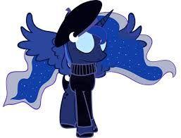 my little pony friendship is magic princess luna -