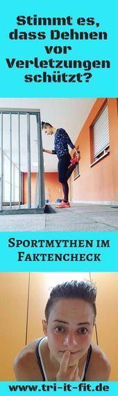 11 Sportmythen, die du besser nicht glauben solltest - tri-it-fit.de  #Mythos #Sport #Fitness #Gesun...