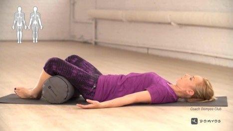 yoga positions with bolster  yoga bolster yoga positions