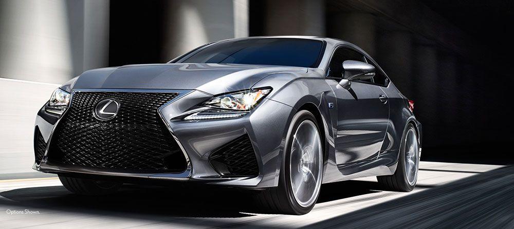 2020 Lexus RC F Luxury Coupe Car colors, Sports cars