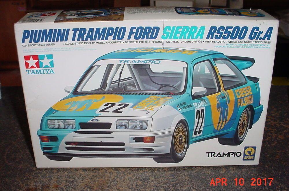 Tamiya Piumini Trampio Ford Sierra Rs500 Gr A 1 24th Scale Tamiya