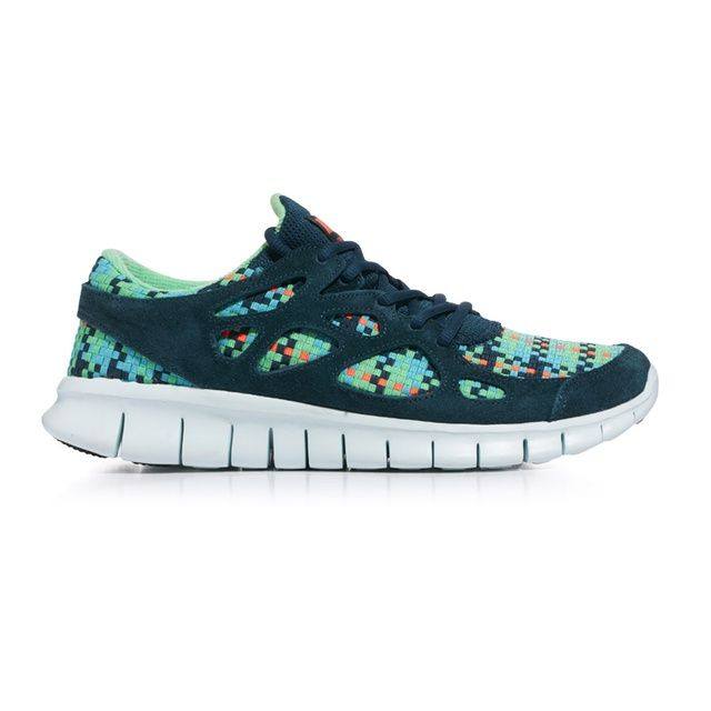 official photos 79f7b 51a15 Nike free run 2 WOVEN (SPORT TURQUOISE)