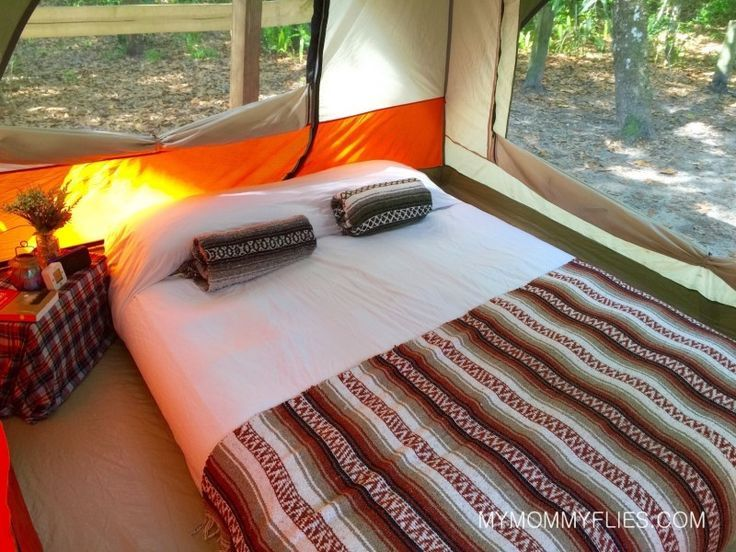 Top 10 Glamping Essentials for Family Camping - My Mommy Flies