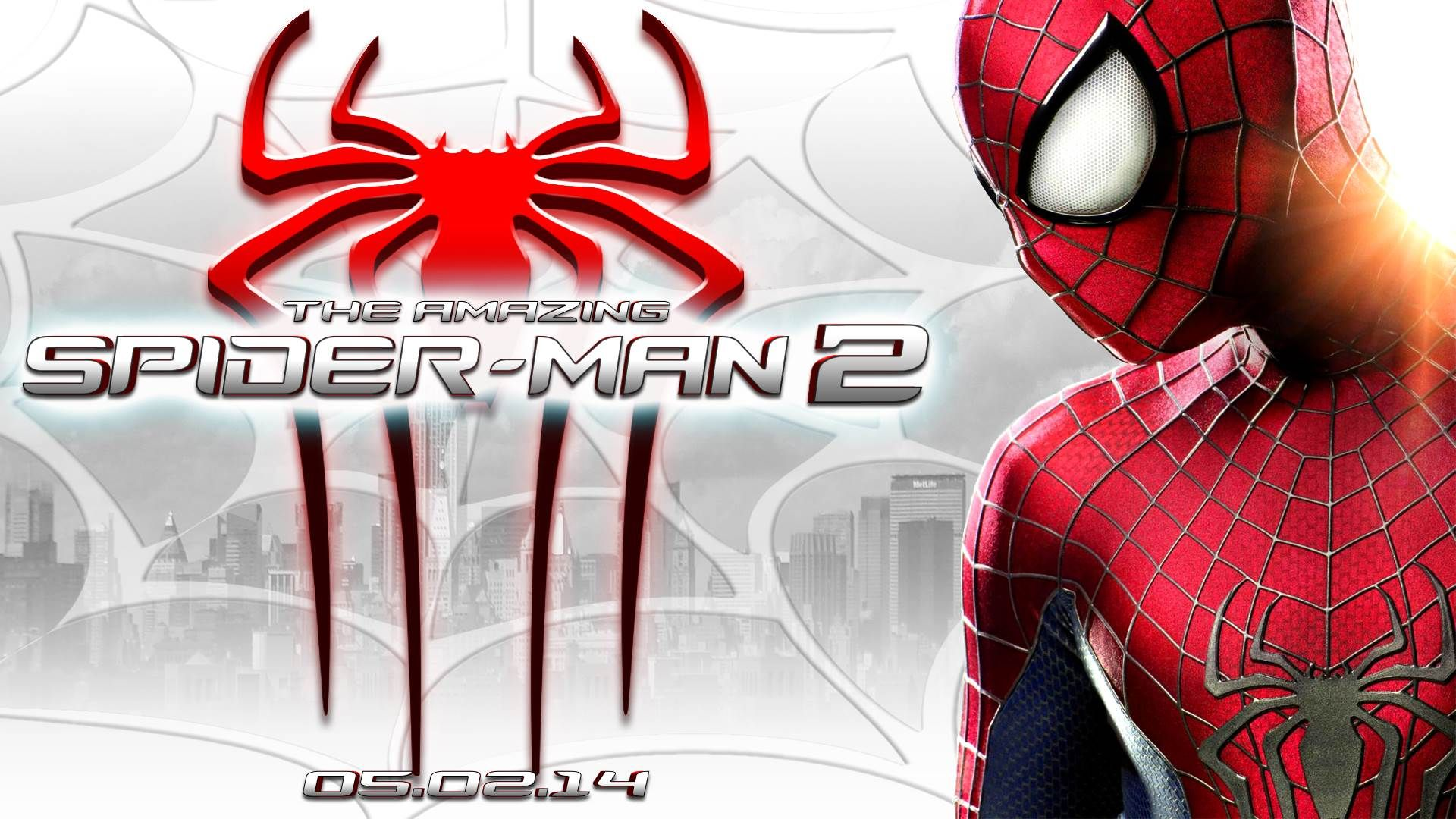 Undefined The Amazing Spiderman 2 Wallpapers
