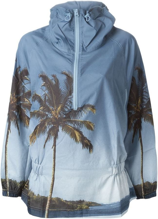 Mccartney Stella Palm Adidas Indumentaria By Jacket Tree Sport zEqA1BUx