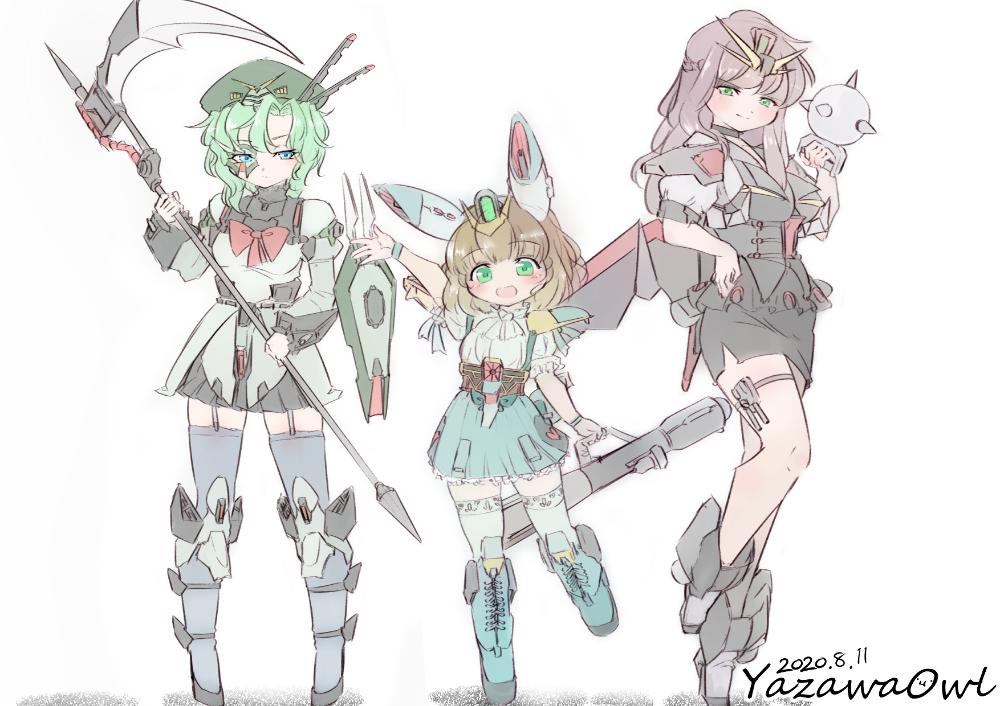 虫よけパール on twitter anime christmas anime art