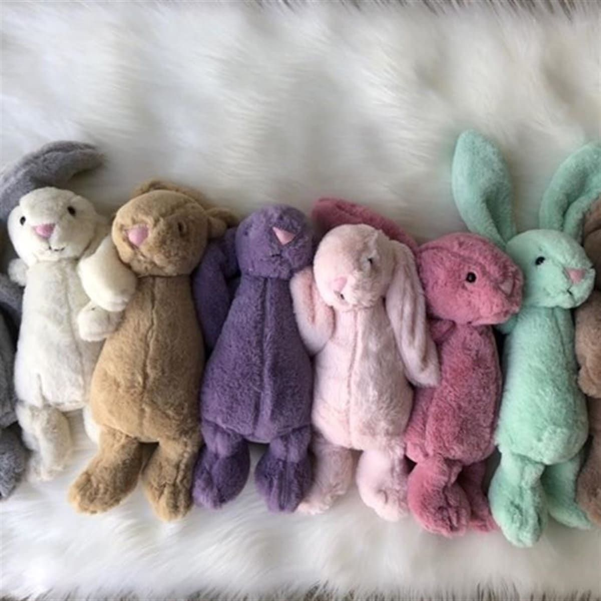 Soft Plush Bunnies | 8 Colors #bunnyplush