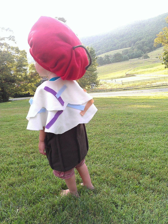 Cupcake Halloween Costume - with cherry hat & Cupcake Halloween Costume - with cherry hat | Costumes | Pinterest ...