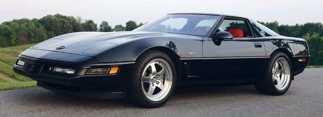 1995 Zr1 Corvette Corvette Chevrolet Corvette C4 Cheap Sports Cars