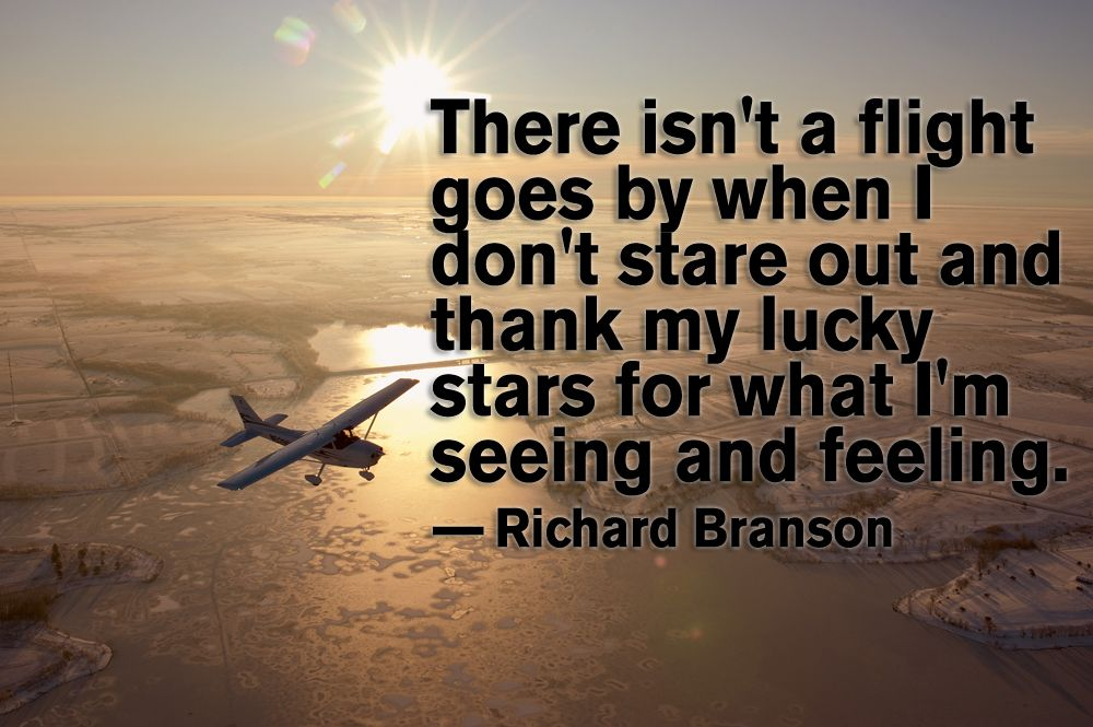 One Of Our Favorite Aviation Quotes