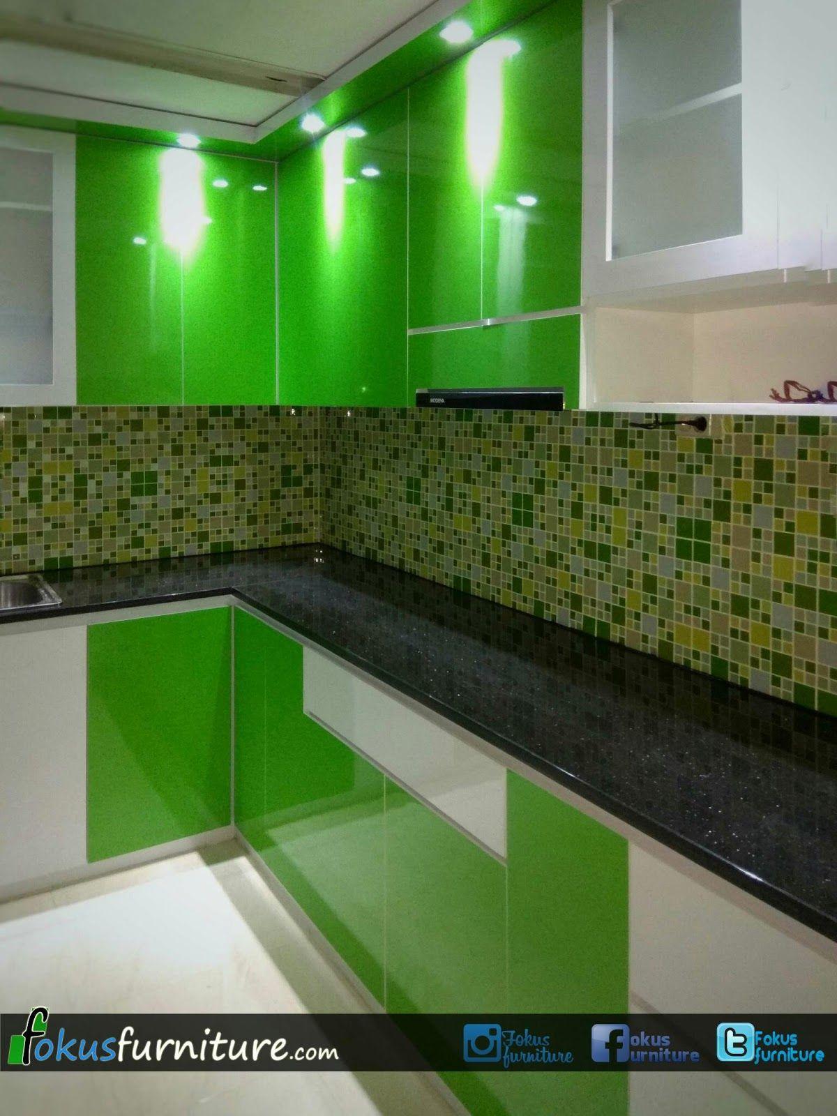 Kitchen set murah tangerang | Minimalis, Dekor, Desain