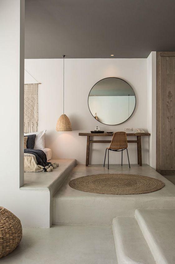 Pin de Amaiur Bolinaga Martin en I N T E R I O R D E S I N G - decoracion de interiores dormitorios