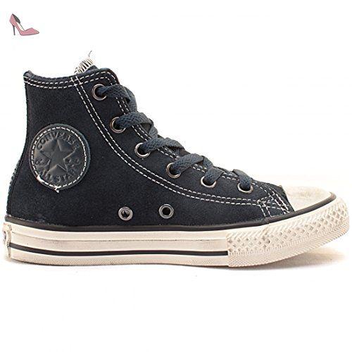 Converse - Fashion / Mode - Hi Navy Kid+ Jr - Taille 32 - Bleu -