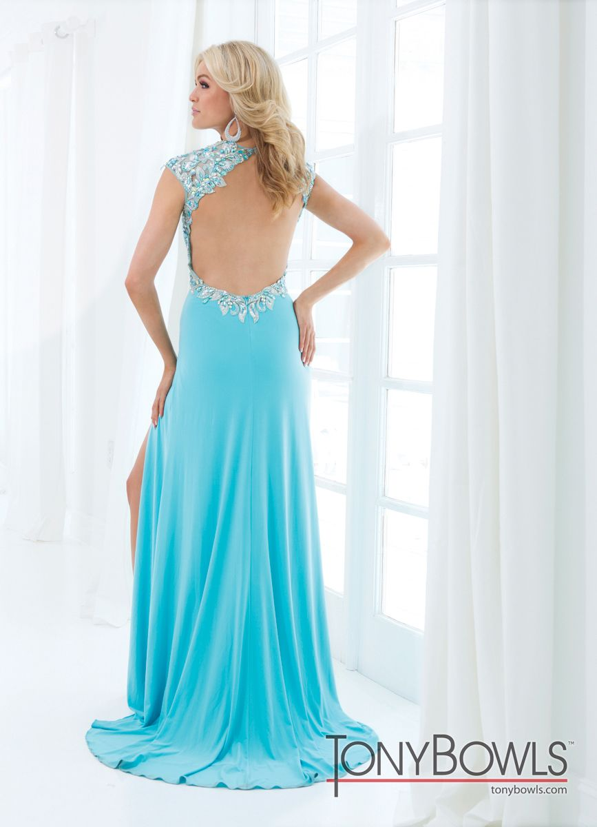 2014 Tony Bowls Gown - More Colors Available | Tony bowls, Pink ...