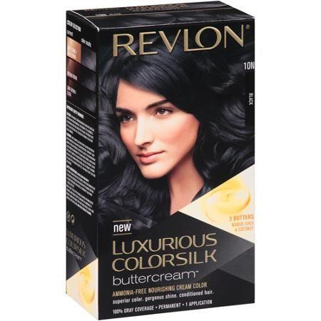 drugstore hair dye color