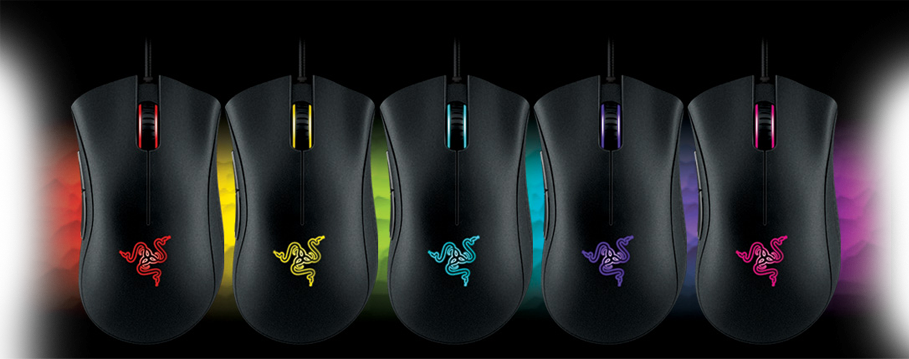 DeathAdder Elite | Technology | Razer gaming mouse, Games