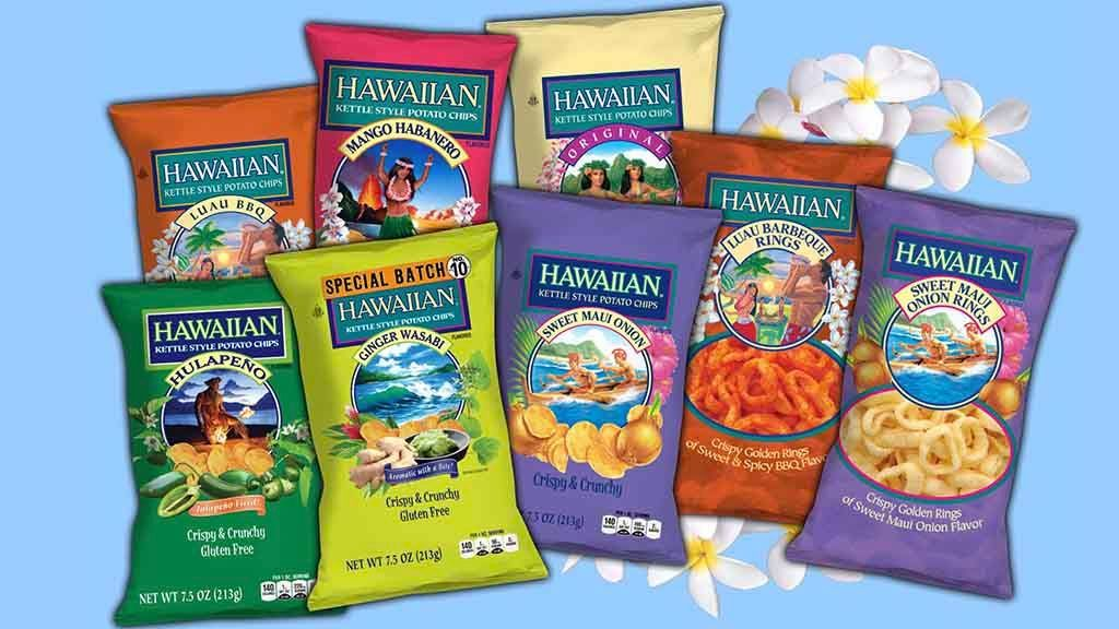 Washington Based Potato Chip Company Sued For Using Hawaiian