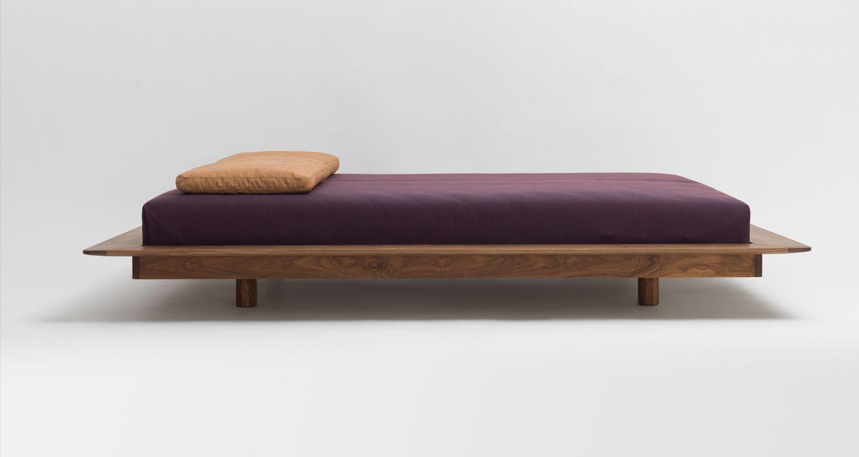 yoma by zeitraum the reinterpretation of the futon bed objets de