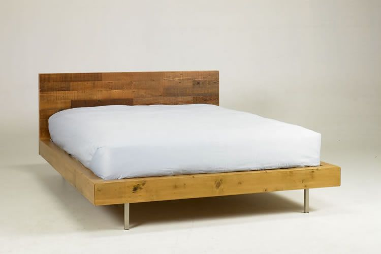 14 Fantastic And Simple Modern Wood Bed Frames Concept Modern
