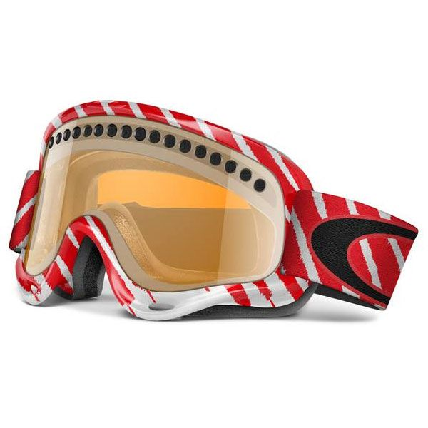 oakley o frame ski goggles  Oakley XS O-Frame Snow Goggles - Shaun White - Highlight Red ...