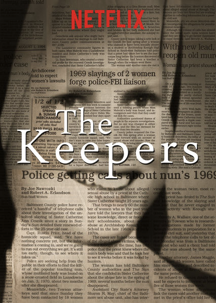 Is 'The Keepers' (2017) available to in 2020 The