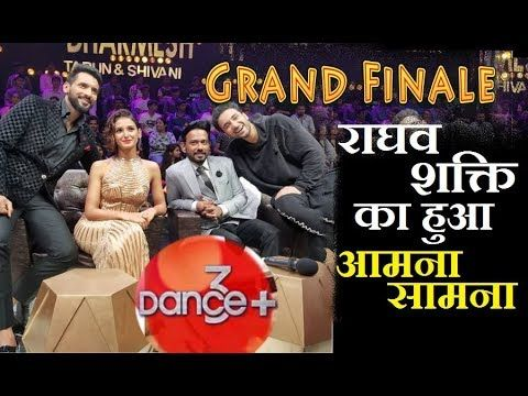 Dance Plus 3 Grand Finale!!! Raghav and Shakti Hot