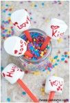 easy valentine's day marshmallow pops 5