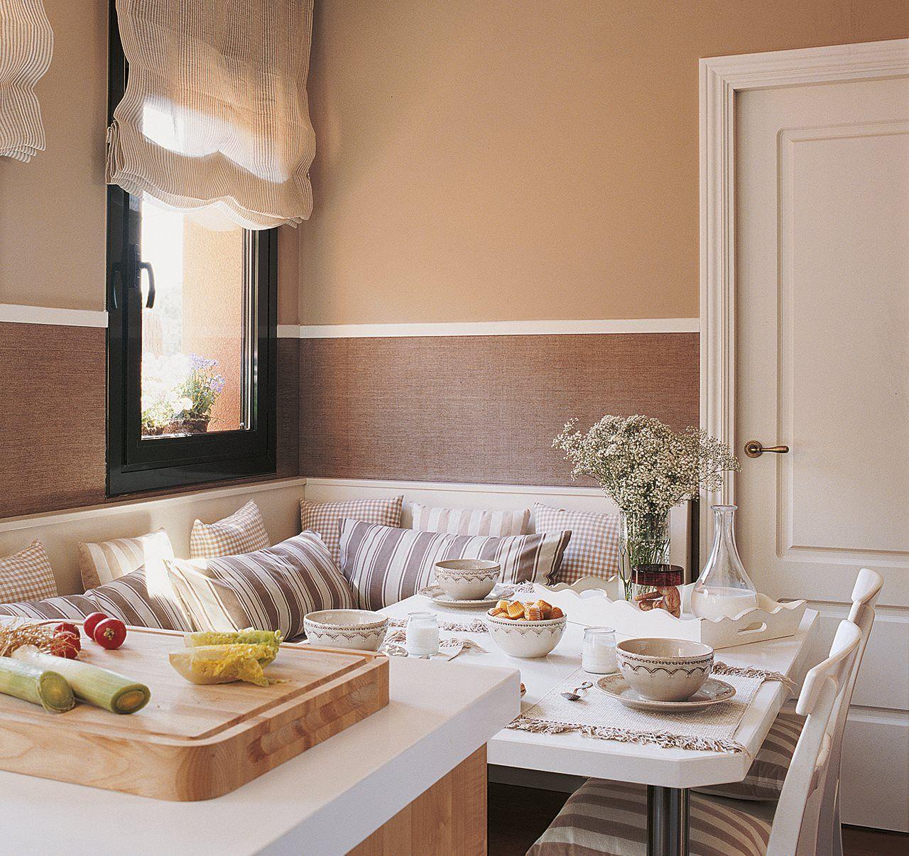 Crea un office en un rincón | Pinterest | Diseño de cocina, Mejores ...