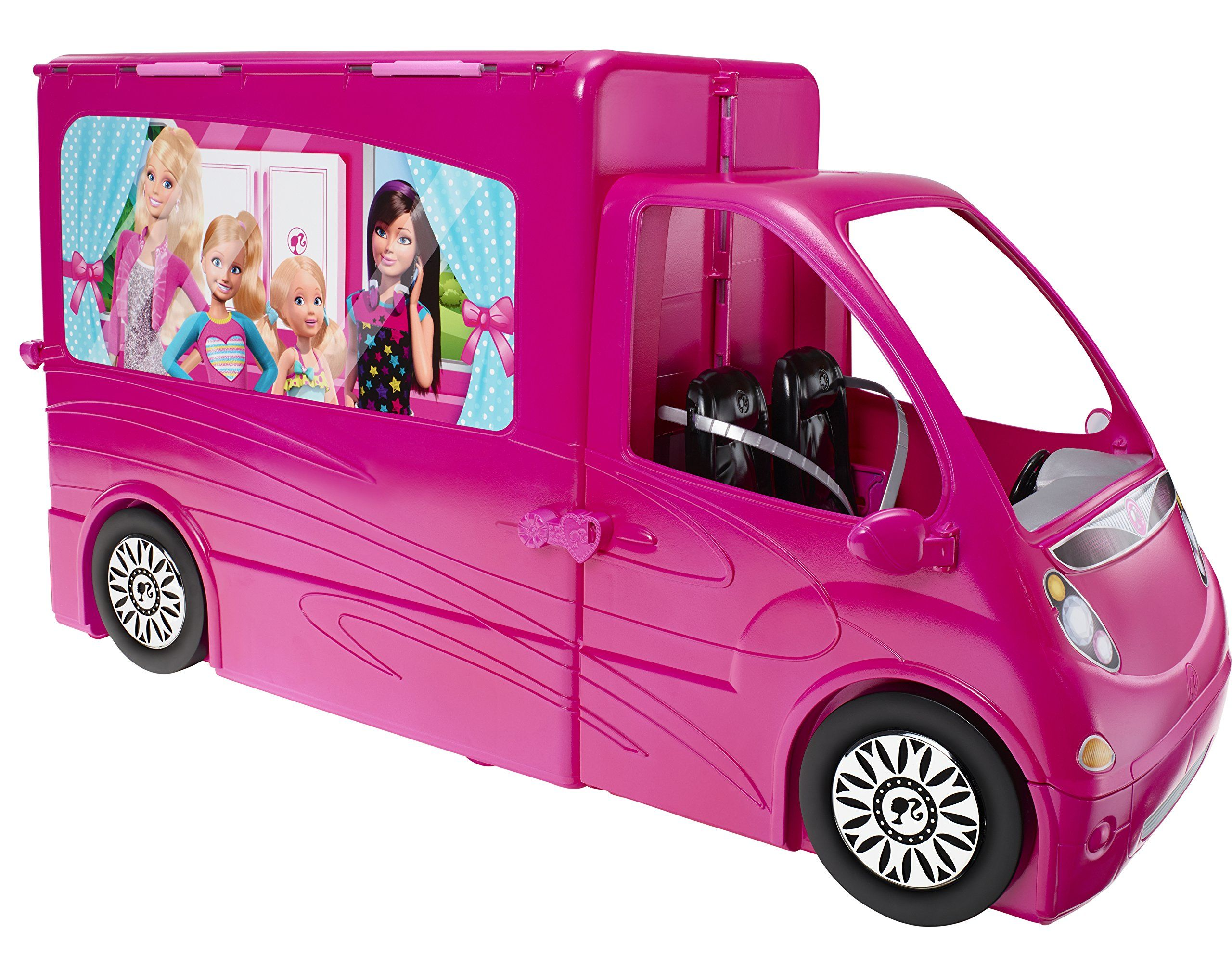 factory price multiple colors super cheap Barbie - Bjn62 - Accessoire Pour Poupée - Camping Car ...
