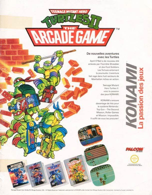 32 Publicites Retro Pour Les Jeux Video Des Annees 80 90 Image
