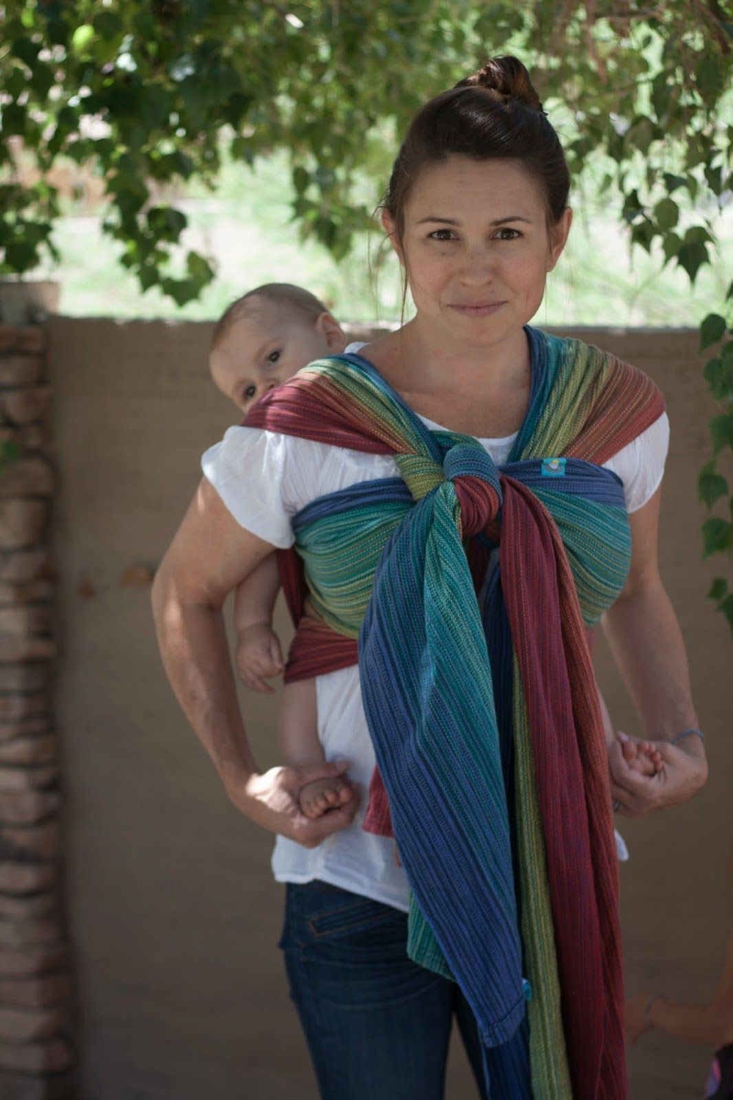 cfd421ca6f6 Babywearing International of Phoenix  Carry of the Month  May  Shepherd s  Carry