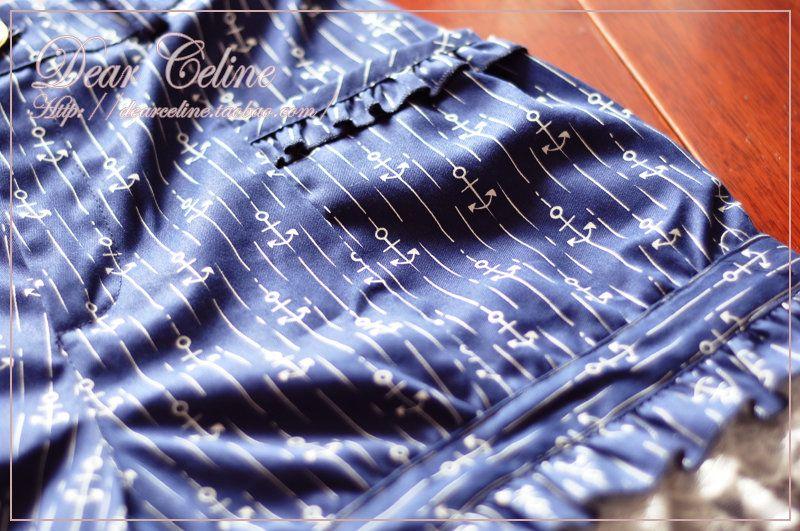 【代理】Dear Celine 海風輕吟 海軍小短褲 Lolita洋裝 需預訂 - 露天拍賣-台灣 NO.1 拍賣網站