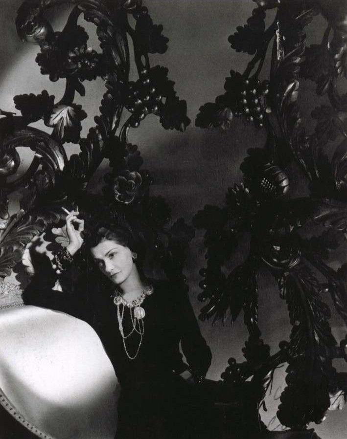 coco chanel paris 1937 photographer horst p horst