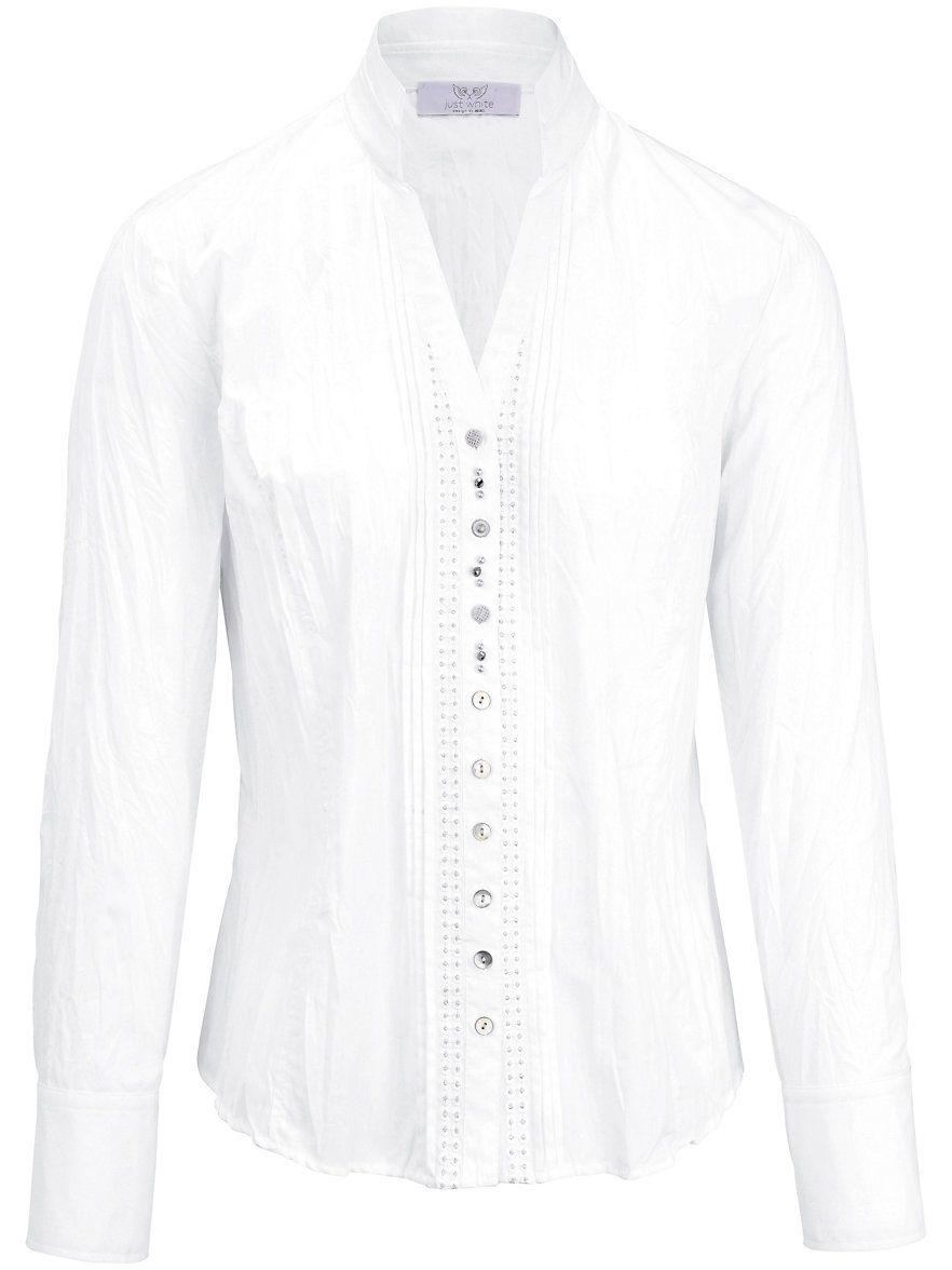 Elegante Bluse von Just White