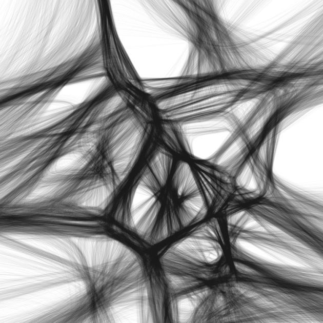 Leonardo solaas abstract geometric architecture for Arquitectura parametrica pdf