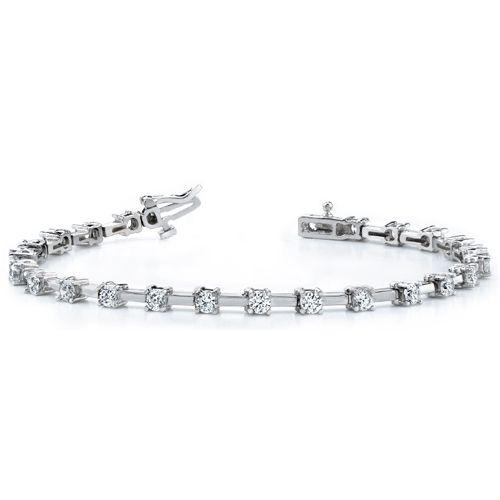 Diamantarmband 2.00 Karat aus 585er 750er Gelb- oder Weißgold   diamantarmband  diamonds  diamante  diamanten  gold  schmuck   diamantschmuck  juwelier  abt   ... 3070091455d51