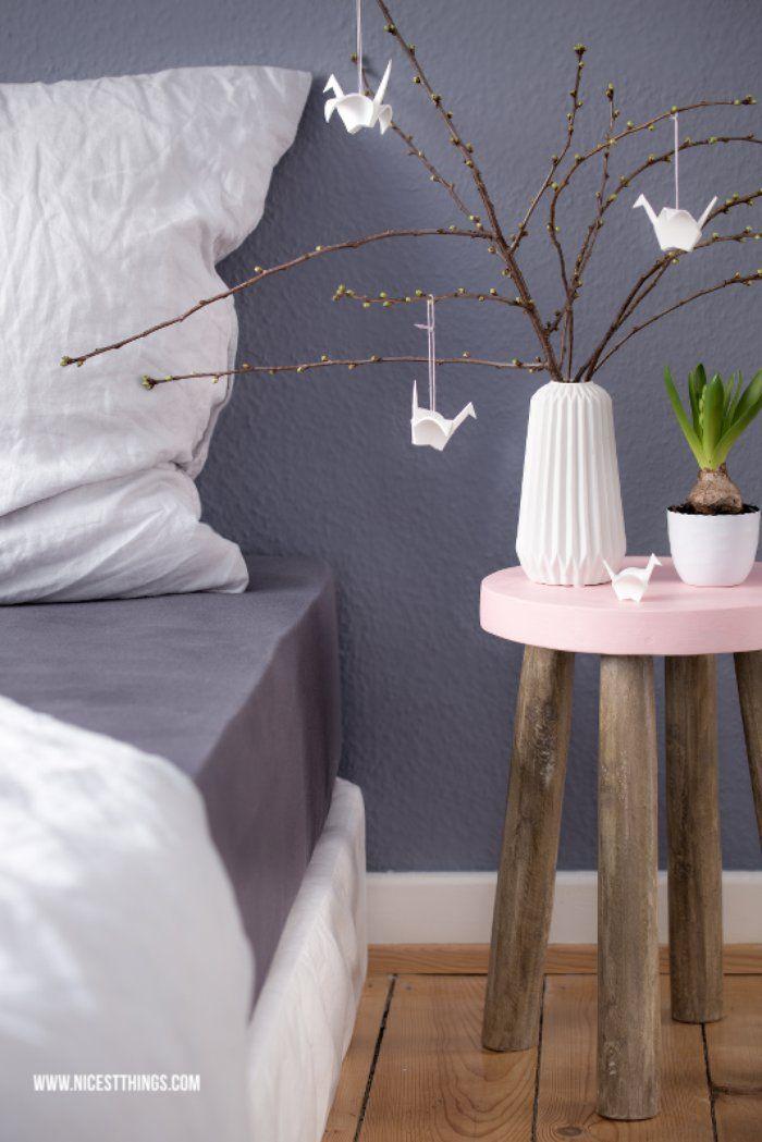 nicest things decoration origami ideen rund ums haus pinterest tapeten bastelideen und. Black Bedroom Furniture Sets. Home Design Ideas