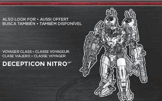 Decepticon Nitro (b&w)