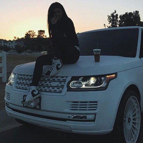 Stylish Cute Cool And Smart Girl Dp Pics With Car With Images