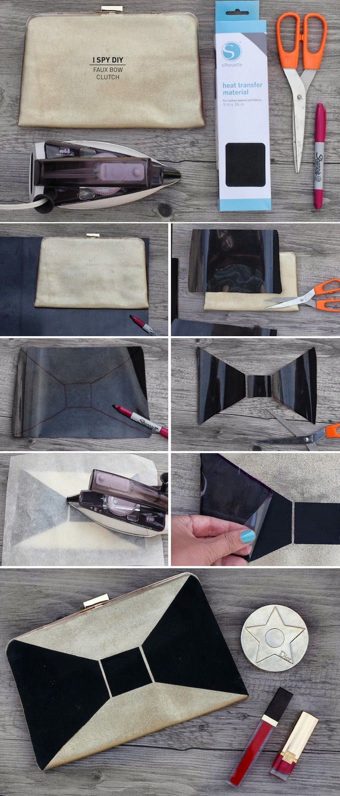 Top 10 Ways To Modify The Old And Make New Handbag Clutch Mit