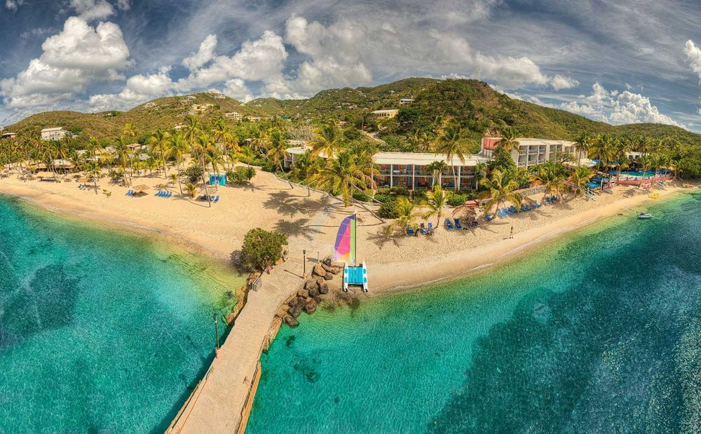 St Thomas Map Virgin Islands%0A Best AllInclusive Resorts in United States   AllInclusives USA America    Destination