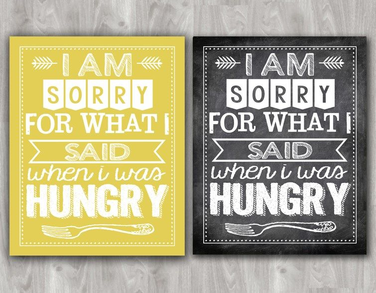Kitchen Typography Art Prints | Jane