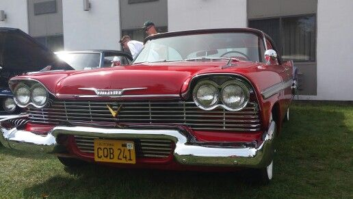 1958 Plymouth Belvedere  (Christine)