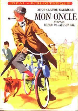 Mi Tío 1958 Jacques Tati Jacques Tati Cover Art Illustration