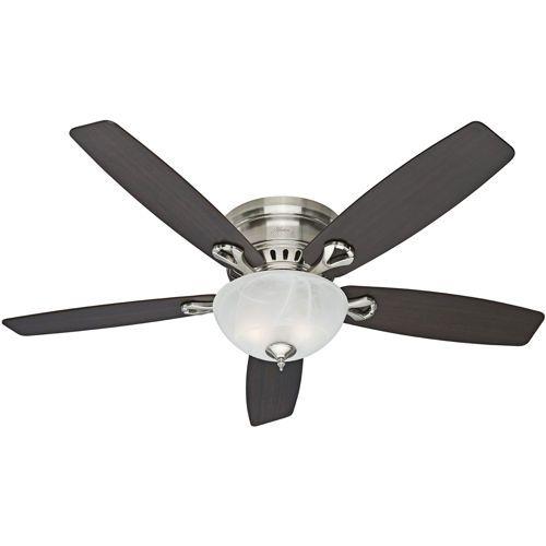 Hunter Fan Stanley Park 52 Brushed Nickle Fan 80 Costco Com