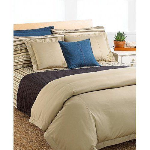 Lauren By Ralph Bedding University Khaki Tan Twin Comforter Http